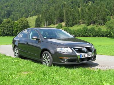 Volkswagen Passat BlueTDI.