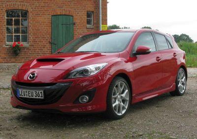 Mazda 3 MPS.